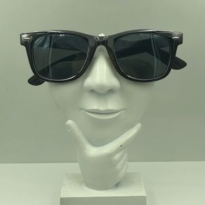 Star Wars Black Gray Oval Sunglasses Frames